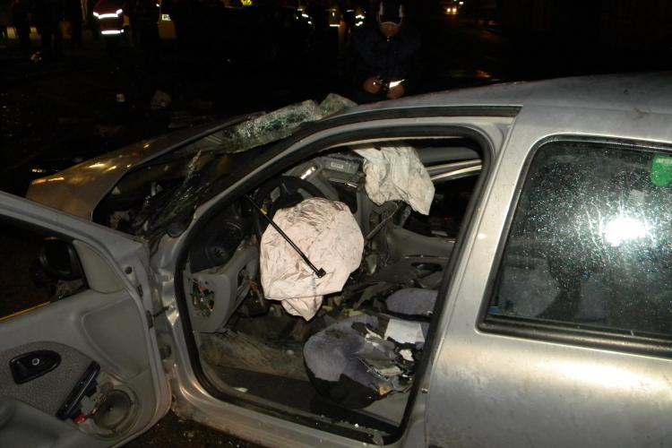 Doi morti intr-un accident la Nima! Vinovat: soferul unui VW Passat care gonea cu 180 de km/h VIDEO IMAGINI SOCANTE