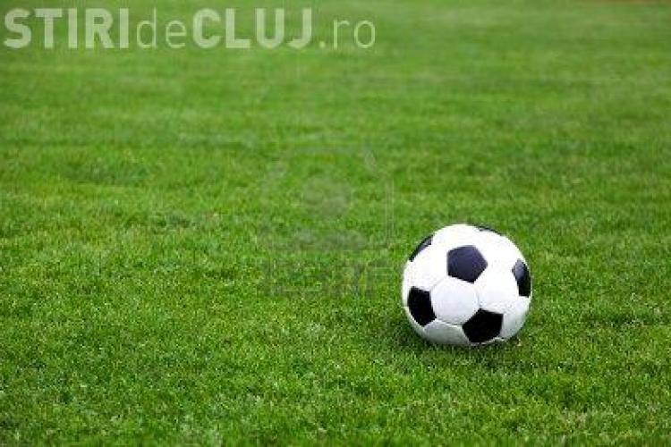 Primul teren de fotbal din baza U Cluj din Gheorgheni va fi gata in august