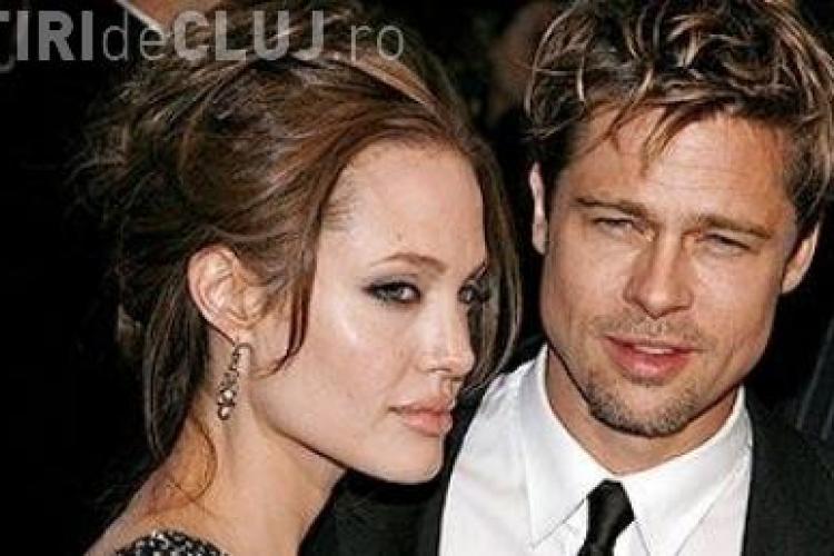 Angelina Jolie si Brad Pitt se casatoresc in Franta