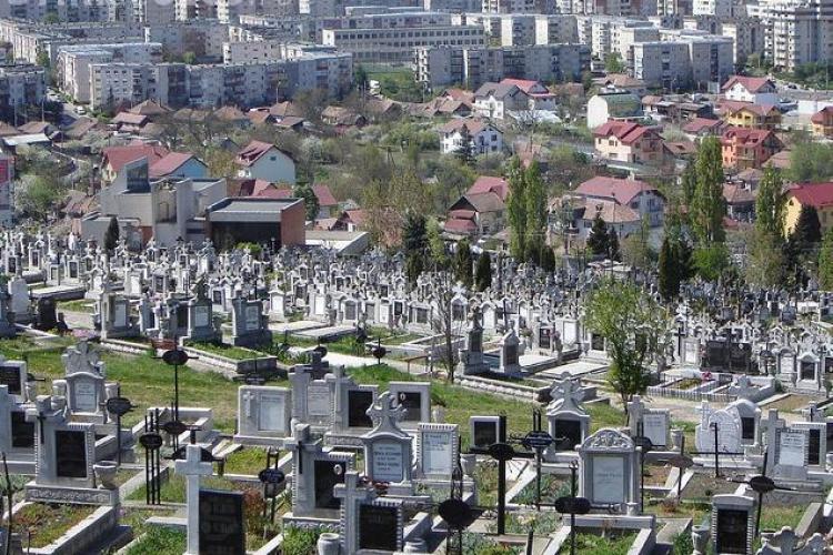 Tanar care agresa sexual femei in cimitirul Manastur, retinut de politie