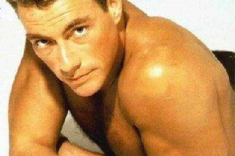 Jean Claude Van Damme filmeaza din nou in Romania