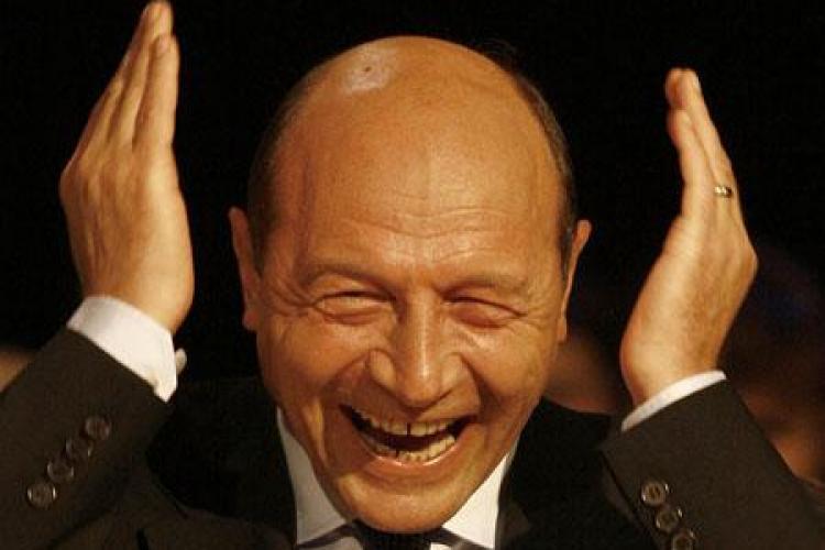 Cat a luat Traian Basescu la Bac!