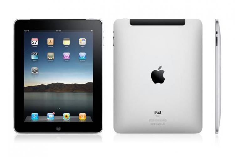 Elevii din Cluj care au luat 10 la Bac au primit cate un iPad 2 cadou VIDEO