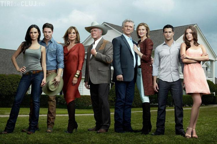 Vezi primul trailer al noului serial Dallas - VIDEO