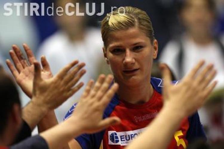 Handbalista clujeanca Carmen Amariei a semnat un contract pe un an cu Terom Z Iasi, echipa din liga secunda