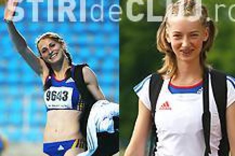 Atleta de la CSS Viitorul Cluj, Bianca Razor, a obtinut medalia de aur la Campionatul European de tineret