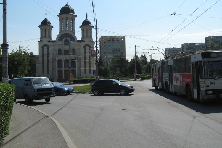 Liberalii cer reamenajarea sensurilor giratorii pe bulevardul Nicolae Titulescu din Cluj