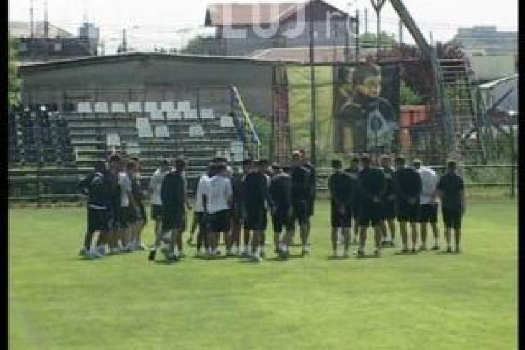 Victorie in ultimul amical din Austria: U Cluj-Gaziantepspor 3-0