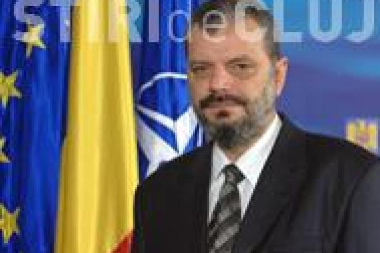 Clujeanul Peter Eckstein Kovacs, in dezacord cu UDMR in privinta proiectului Rosia Montana: Nu cred ca ne putem asuma riscuri inutile