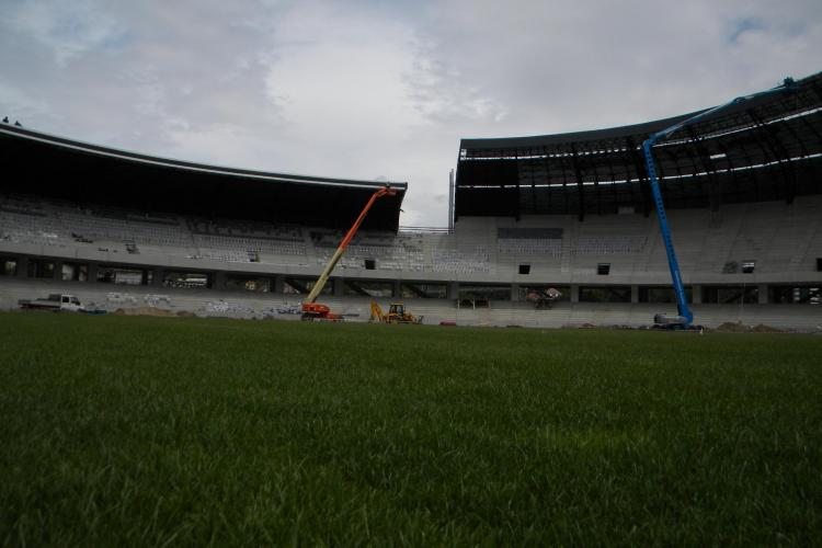 "Vicepresedintele CJ Cluj ii ia peste picior pe PSD-isti: ""Cluj Arena"" ar trebui sa se numeasca ""PSD Arena"""