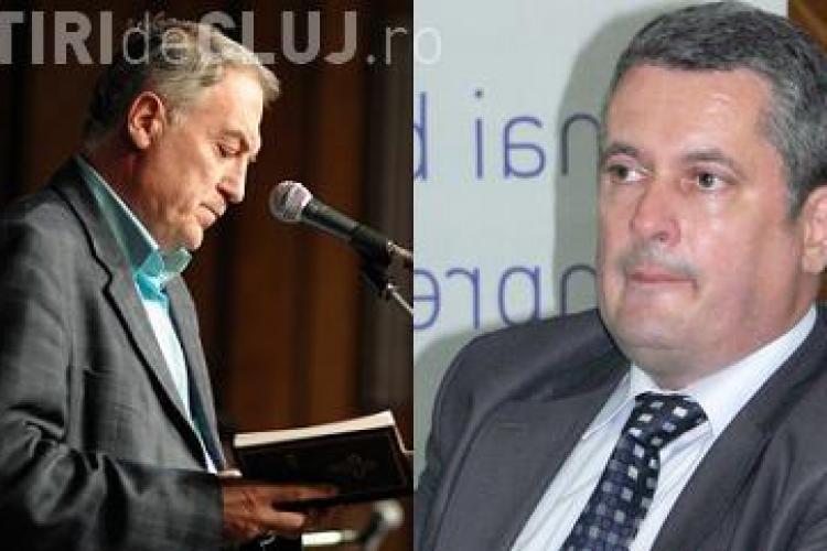 Sefii Radio Cluj, Florin Zaharescu, si TVR Cluj, Romeo Couti, platiti mai bine decat Traian Basescu
