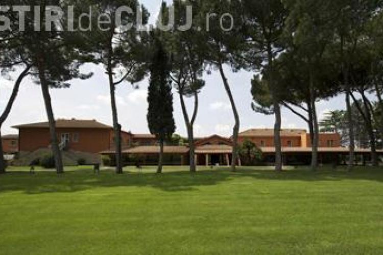 Vezi in ce hotel de lux vor fi cazati jucatorii Universitatii Cluj in Italia!