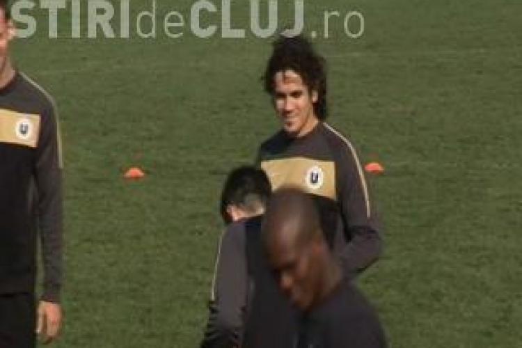Clujeanul George Florescu va juca la Arsenal Kiev