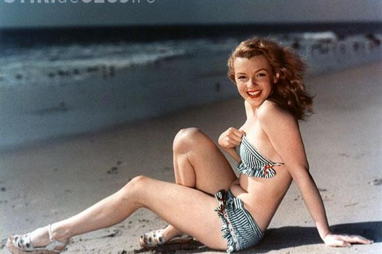 Un film porno cu Marilyn Monroe va fi scos la licitatie