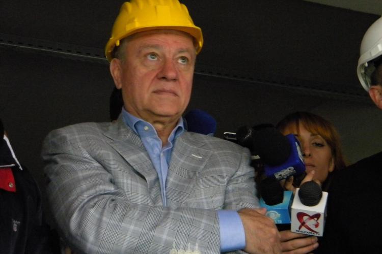 """Mircea Sandu a povestit la Cluj ca primeste telefoane de amenintare: """"De cancer ai scapat, de mine nu scapi"""""""