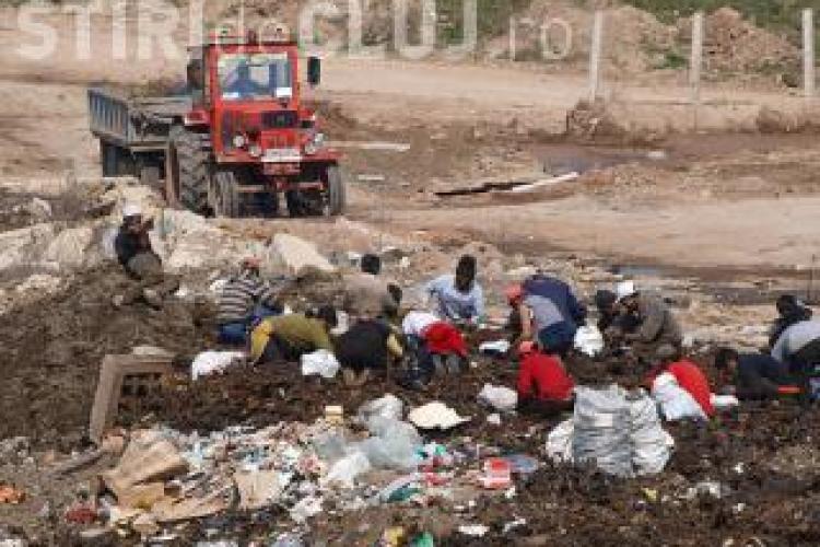 Tiganii de la Pata Rat cer sa fie verificata toxicitatea mediului in care traiesc