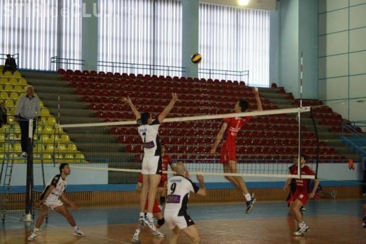 Cupa Balcanica la volei se disputa in septembrie la Cluj. Vezi programul!