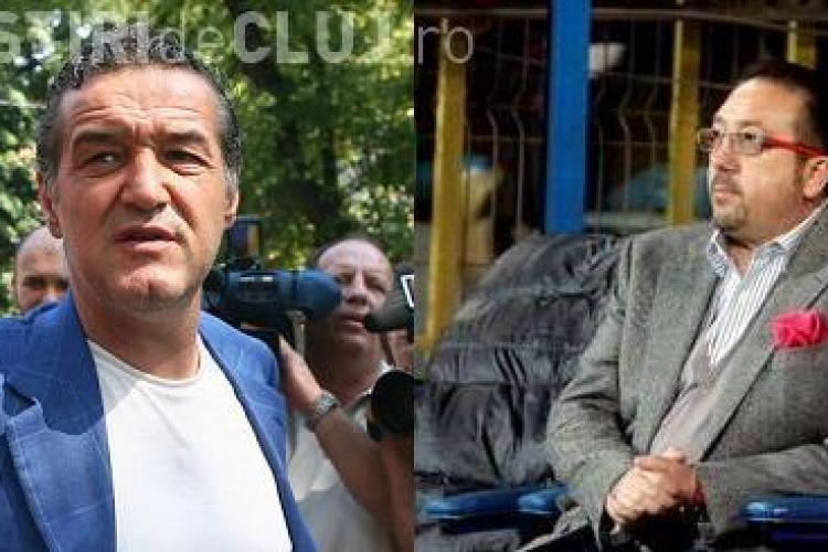 """Becali vrea sa mute meciul cu U Cluj la Constanta! Walter spune """"NU!"""""""