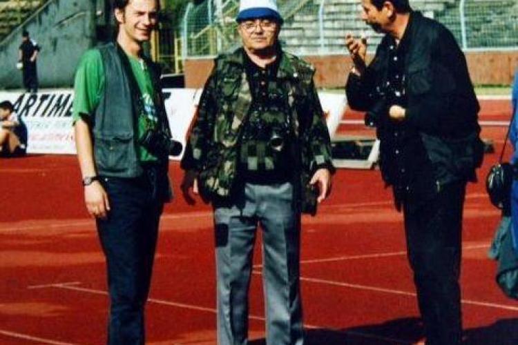 Ion Petcu, unul dintre cei mai mari fotoreporteri ai Clujului, a incetat din viata