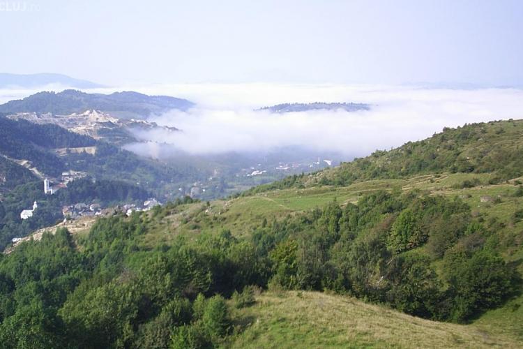 Un tanar din Cluj plecat sa caute aur intr-o mina din Rosia Montana a fost gasit mort