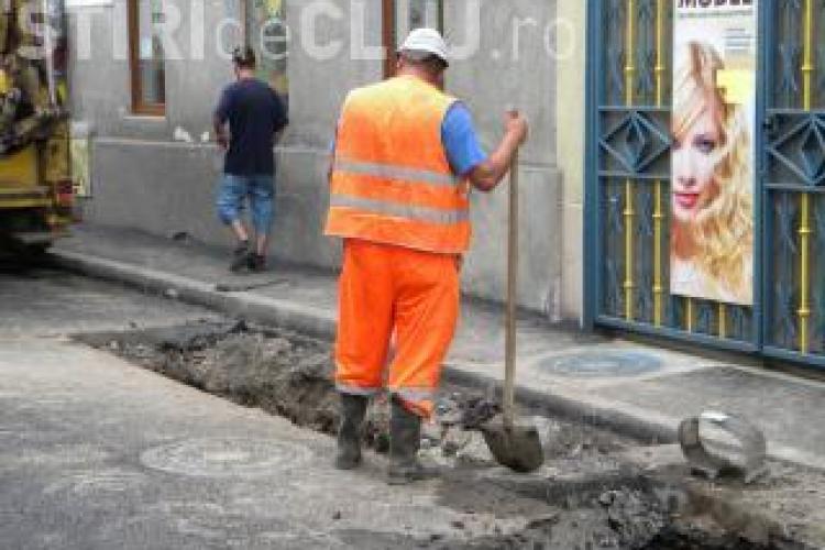 Trei strazi din Cluj intra in reparatii. Lucrarile costa 9 milioane de lei