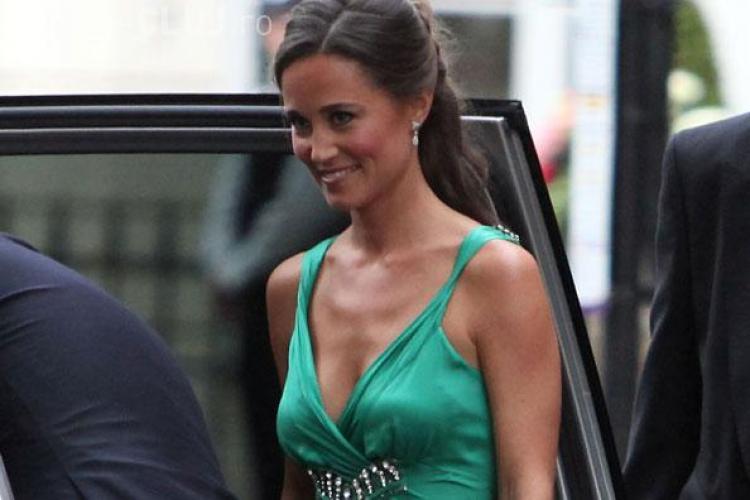 Faimosul posterior afisat de Pippa Middleton la nunta regala a surorii ei, ar putea sa nu arate in realitate chiar asa VIDEO
