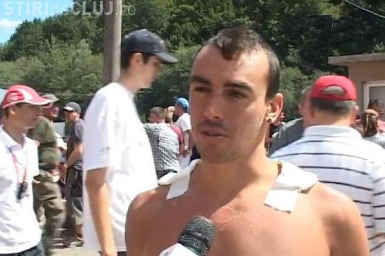 Traversarea Tarnitei, castigata de un tanar de 22 de ani din Pitesti VIDEO