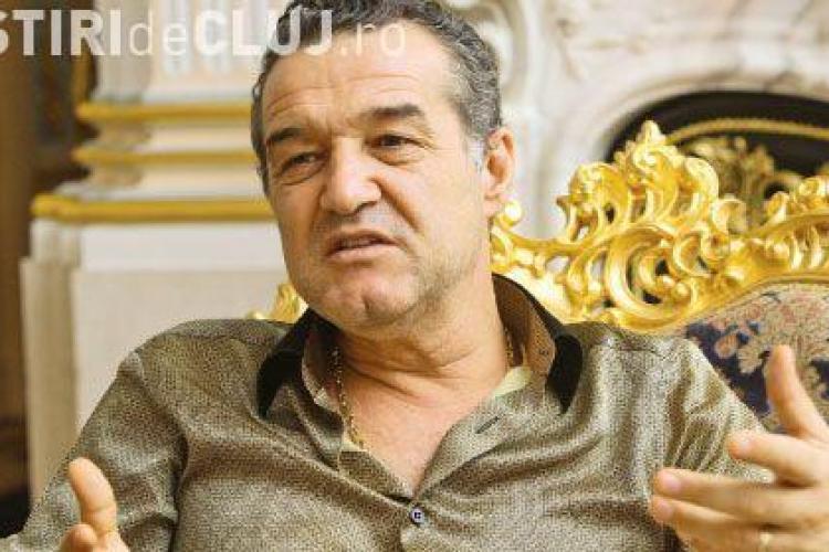 "Gigi Becali: O sa le dam cinci goluri clujenilor. Eu nu sunt ""bronzat"" sa ma bata"