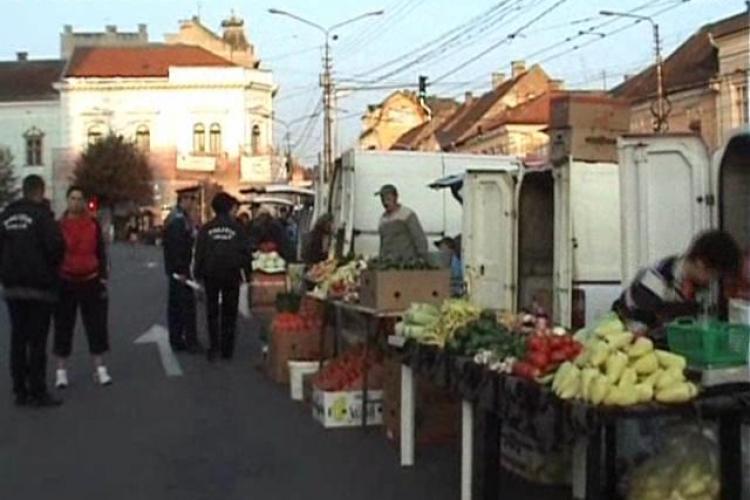 Sase piete volante se deschid in Cluj-Napoca. Vezi unde!