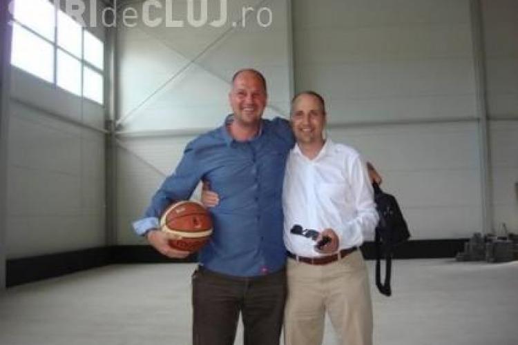 Dragos Curtifan, numit antrenor secund la U Mobitelco