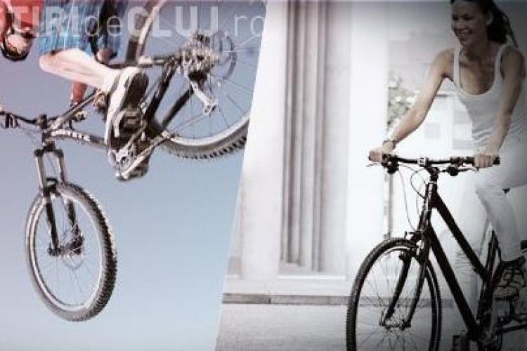 Biciclete pentru orice buzunar! Transport gratuit pentru comenzi mai mari de 1000 de lei (P)