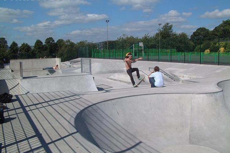 Clujul va avea trei skateparcuri! Vezi unde vor fi amplasate si cine le va construi