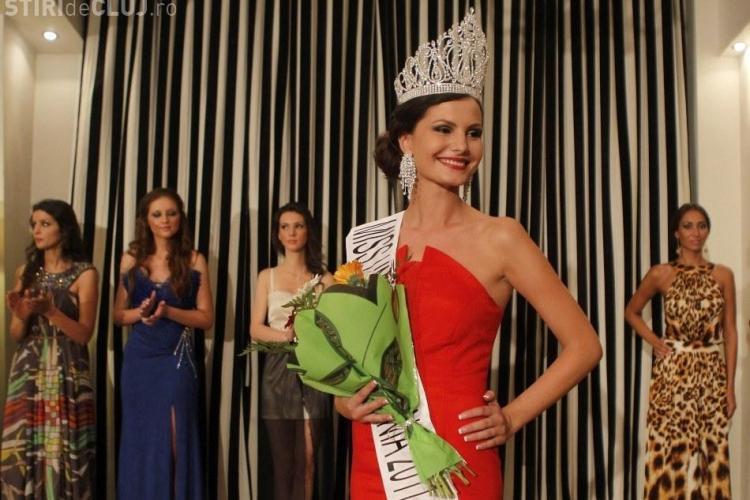 Miss Universe Romania este Larisa Popa! VEZI cum arata cea mai frumoasa femeie din tara FOTO