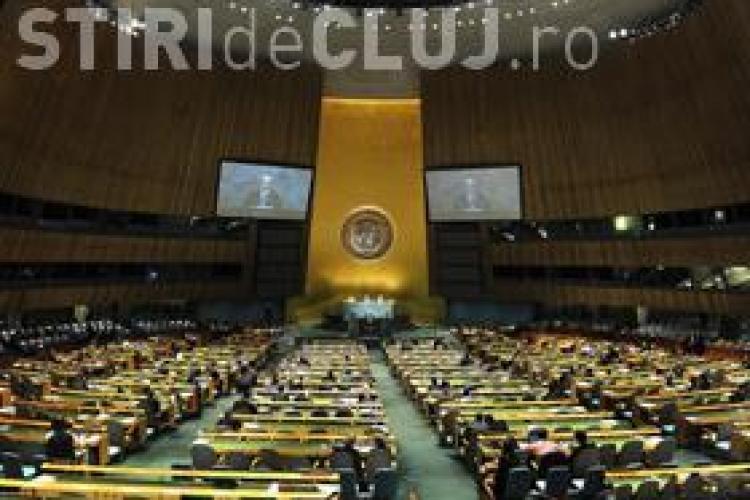 Tineri din toata lumea vor simula la Cluj activitatea ONU