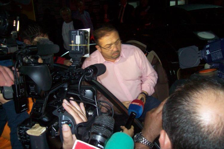 """Walter s-a rastit la jurnalisti la finalul meciului cu Rapid: """"Dar ce, sunt obligat sa vorbesc cu voi?"""""""