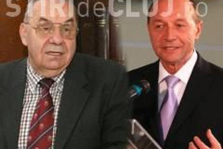 Andrei Marga: Traian Basescu e ca Hitler, crede ca cei din jur nu-l merita