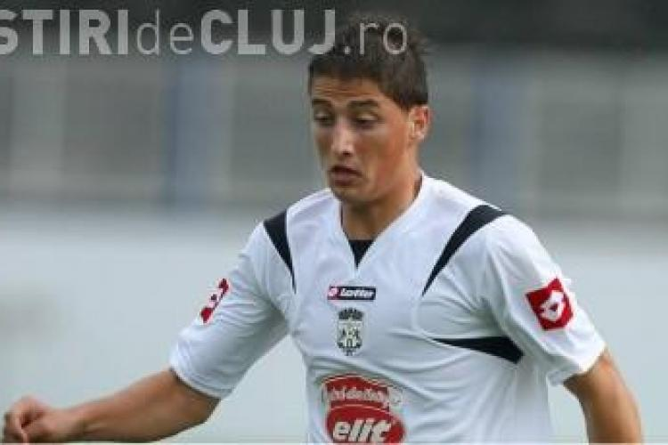 Gicu Grozav, de la Standard Liege la U Cluj