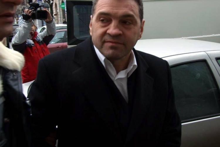 """Omul de afaceri clujean Liviu Florian, cercetat in dosarul """"Mita la Vama Halmeu"""", va fi eliberat"""