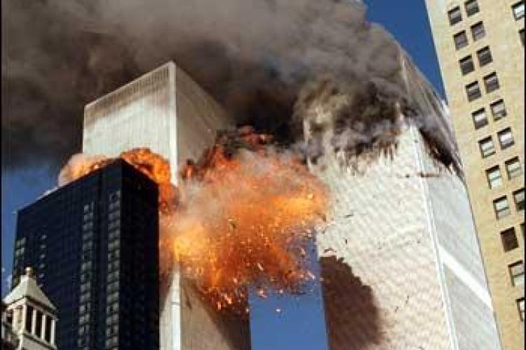 Imagini noi cu atentatul de la World Trade Center din New York VIDEO