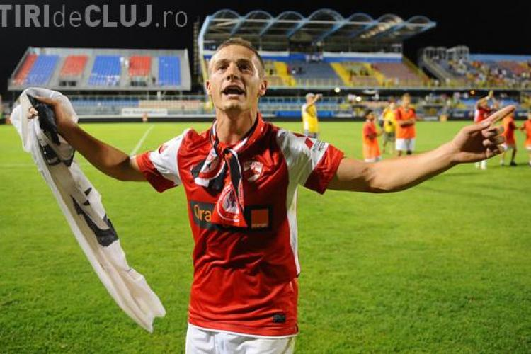 Torje se transfera la Udinese! VEZI cat incaseaza Dinamo