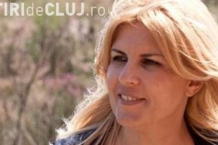 Elena Udrea: Este posibil ca PDL sa inlocuiasca traditionalul portocaliu la alegerile din 2012