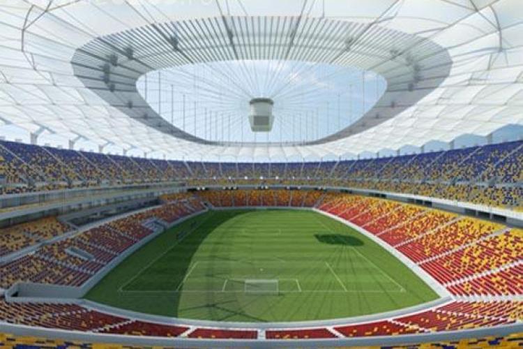 Un meci pe National Arena costa de 5 ori mai mult decat pe Cluj Arena