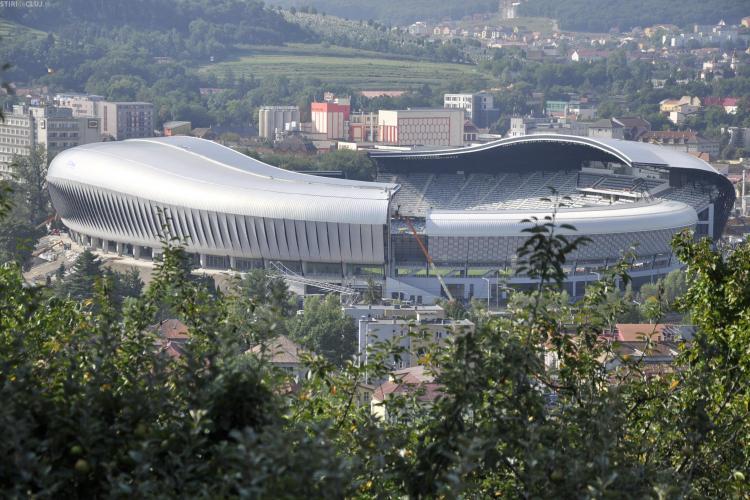 Referendum pentru Cluj Arena: Sa joace CFR Cluj pe noul stadion? Cum votati?