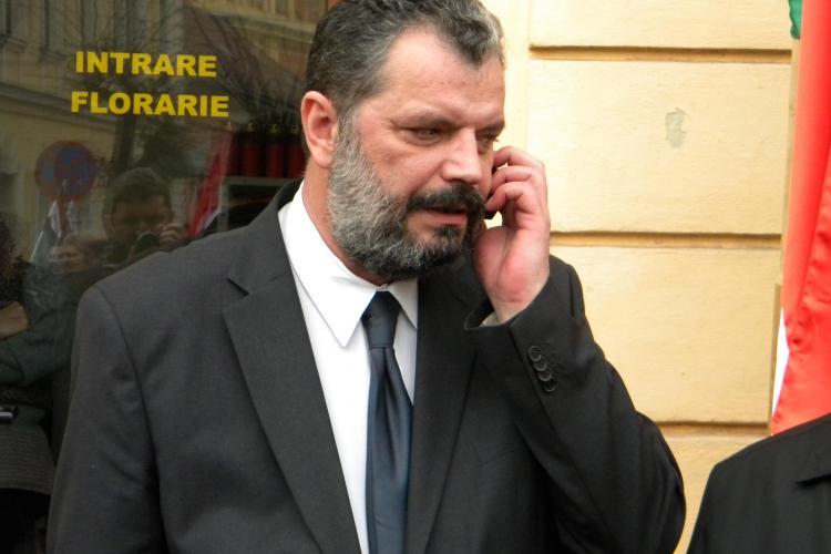 Peter Eckstein-Kovacs a semnat o petitie impotriva exploatarii cu cianuri de la Rosia Montana