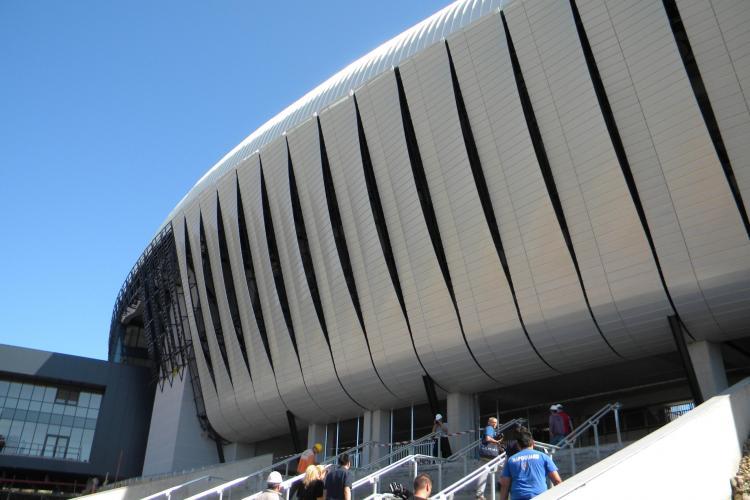 U Cluj - Kuban Krasnodar, meciul de inaugurare a Cluj Arena!
