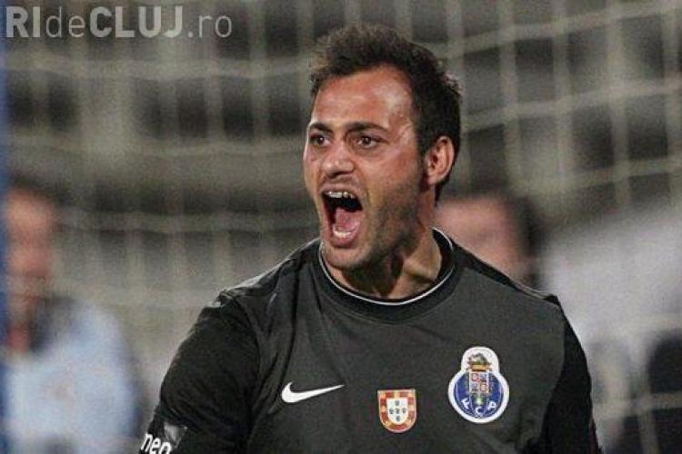 CFR Cluj si-a luat un portar platit cu 360.000 de euro pe an!