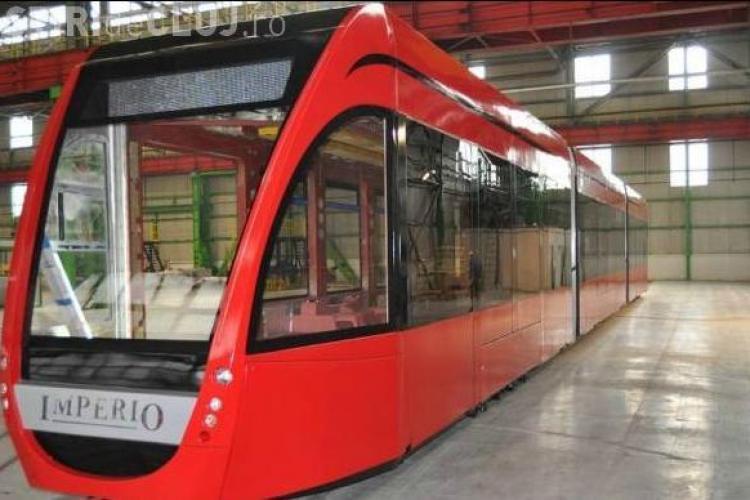 Asa arata tramvaiele care ar putea circula prin Cluj-Napoca! In plus, sunt si romanesti FOTO