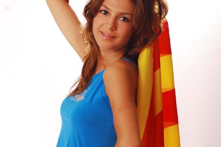 Clujeanca Iulia Daniela Goia este Miss Diaspora 2011 FOTO