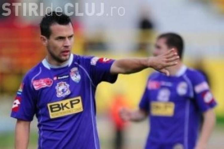Clujeanul Dorin Goga transferat la Steaua in locul lui Banel