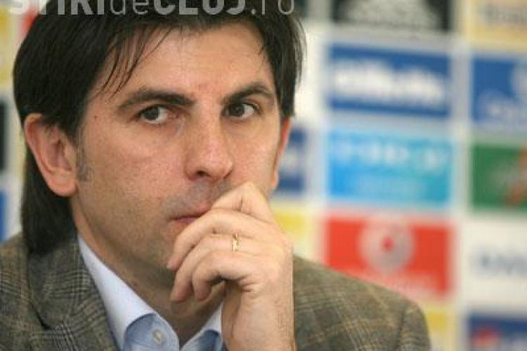 Ionut Lupescu pleaca de la FRF la UEFA